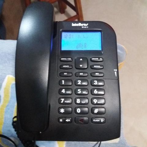 Telefone com identificador