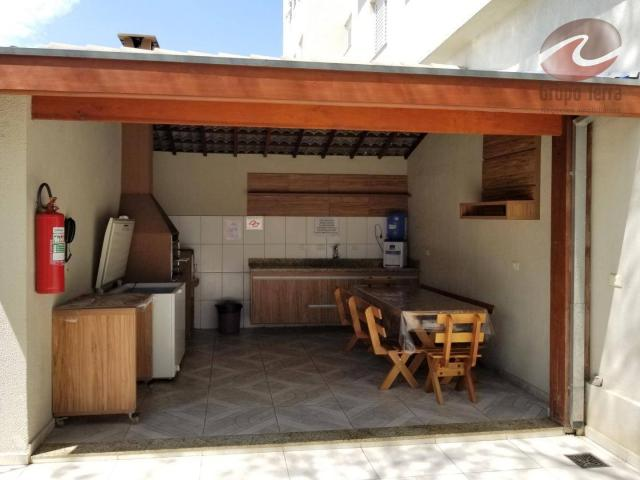 Apartamento à venda, 70 m² por r$ 330.000,00 - jardim satélite - são josé dos campos/sp - Foto 16