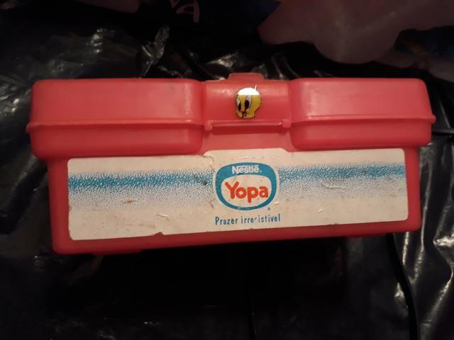 Caixinha de ferramentas yopa - raridade