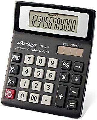 Calculadora Max Print