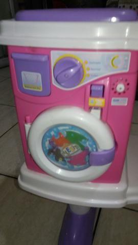 Brinquedo Lavanderia Laundry Center