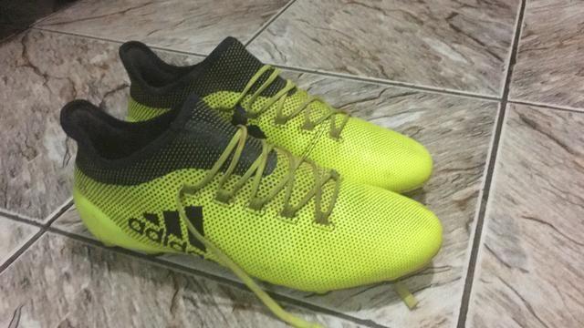 534ad1599b Chuteira botinha Adidas - Esportes e ginástica - Cachoeira