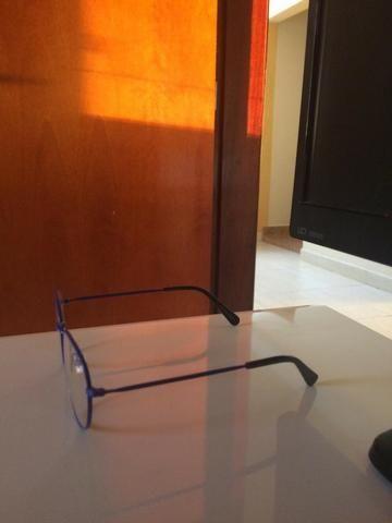 8b20130c6 Armação oculos de grau chilli beans azul - Bijouterias, relógios e ...