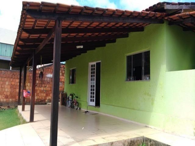Casa a venda condomínio RK / 03 Quartos 01 Suíte / Região dos Lagos Sobradinho DF
