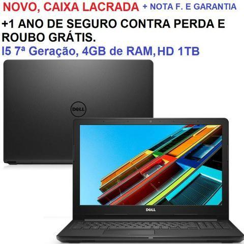 e078b32be Notebook Dell Inspiron 15 i15-3567-A30P Intel Core i5 4GB 1TB 15
