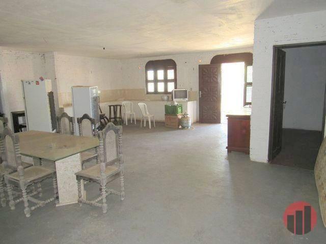 Casa com 4 dormitórios para alugar, 300 m² por R$ 1.500,00 - Pecém - São Gonçalo do Amaran - Foto 6
