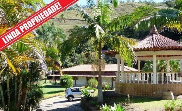 Sítio rural à venda, Providência, Teresópolis.