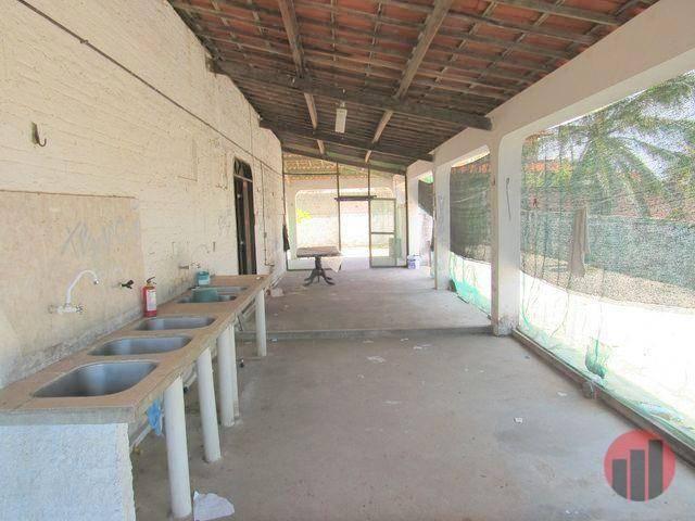 Casa com 4 dormitórios para alugar, 300 m² por R$ 1.500,00 - Pecém - São Gonçalo do Amaran - Foto 13