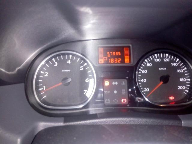 Duster dynamique 2.0 aut 14/15 só/57.335km completona - nova - Foto 6