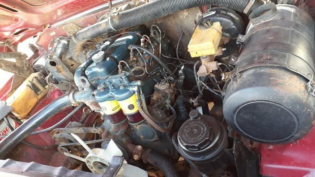D 20 Veraneio -12 Lugares + bagageiro/Diesel - Motor Pericles 4cc /1991 -Ar Condicionado - Foto 11