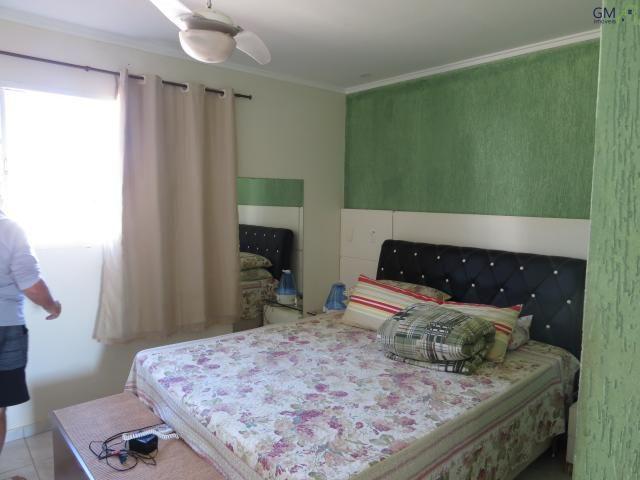 Casa a venda / Condomínio Recanto dos Nobres / 03 Quartos / Churrasqueira / Garagem - Foto 16