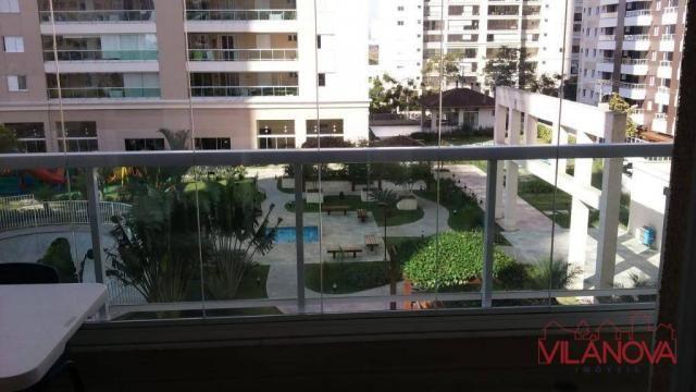Apartamento com 3 dormitórios à venda, 130 m² por r$ 1.000.000,00 - altos do esplanada - s