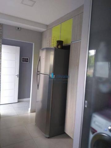 Linda casa com 3 dormitórios à venda, 86 m² por r$ 425.000 - jardim santa maria - jacareí/ - Foto 10