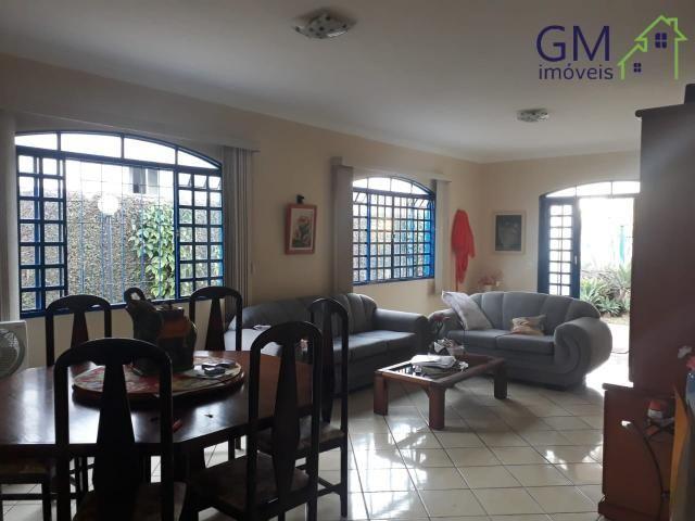 Casa a venda / condomínio recanto dos nobres / 03 quartos / churrasqueira - Foto 4