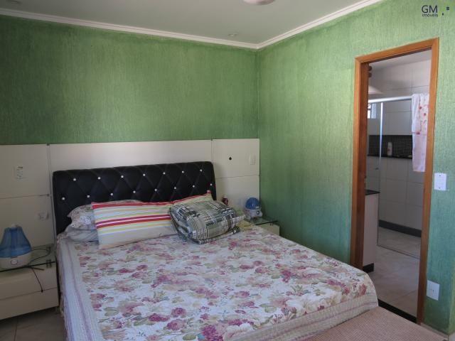 Casa a venda / Condomínio Recanto dos Nobres / 03 Quartos / Churrasqueira / Garagem - Foto 17