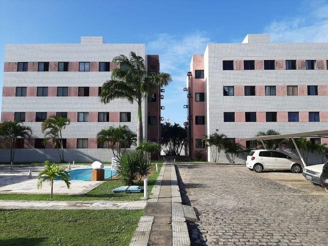 Apartamento em Nova Parnamirim (2/4 sendo 01 suíte, incluso IPTU, cond., água e gás)