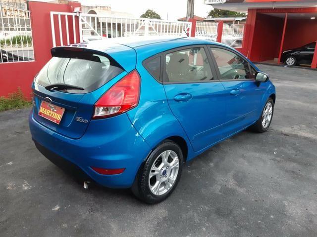 New Fiesta Power Shift Hatch 1.6 2014 Ent. R$8.000,00 - Foto 4