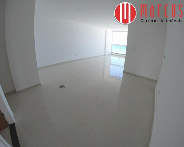 Apartamento para locação 3 quartos, amplo e novíssimo na Praia do Morro. - Foto 8