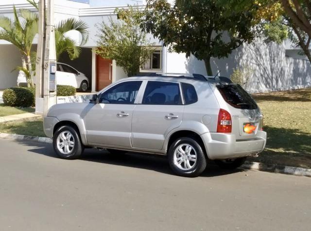 Tucson Gl 2.0 automática 2008 R$ 22.000,00