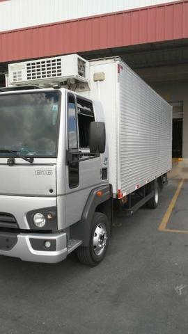 Vendo Ford cargo 816 S BAÚ - Foto 3