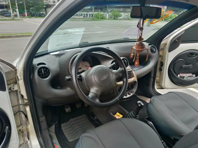 Vendo Ford Ka 2007 kit gás ar gelando pra sair rapido - Foto 5