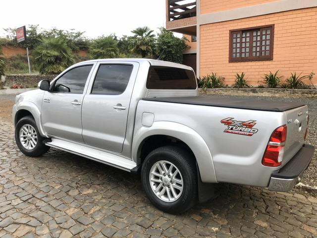 Toyota Hilux SRV 3.0 Diesel Co.Tracao 17? - Foto 3
