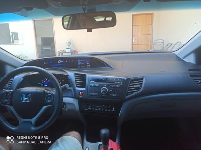 Honda Civic LXR, 2015/2016 - Foto 6