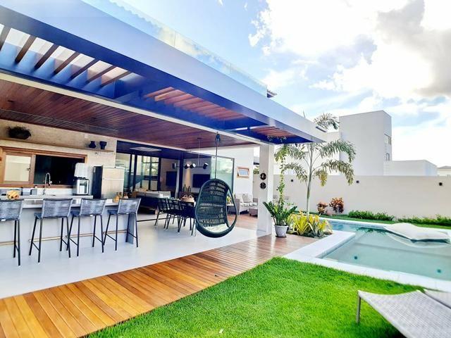 JD/Casa Duplex 350m2 no Alphaville Luxo e Sofisticação - Foto 3