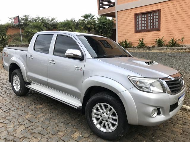 Toyota Hilux SRV 3.0 Diesel Co.Tracao 17? - Foto 2