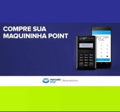 MAQUININHA Point Mini ( Mercado Pago) - Foto 3
