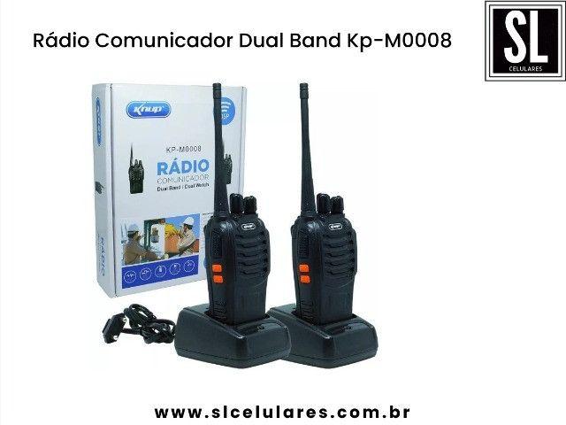Radio comunicador - Foto 2
