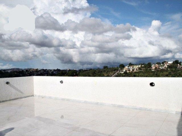 Cobertura nova 3 quartos, suíte, 2 vagas bairro Trevo BH MG