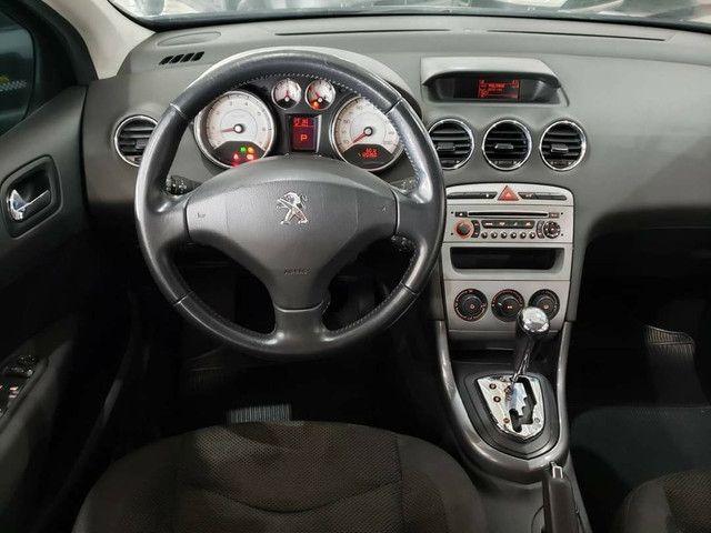 Peugeot 408 Allure 2.0 Flex AUT 2012 *S/Entrada   - Foto 3
