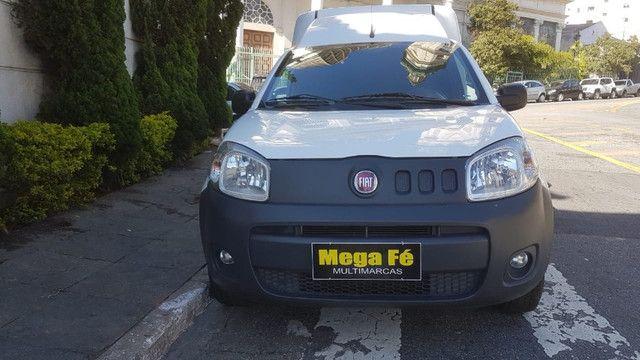 Fiat Fiorino Working Hard Flex Branco Utilitario Completo 2020 - Foto 5