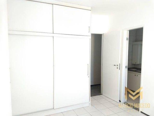 Apartamento com 3 dormitórios à venda, 145 m² por R$ 990.000,00 - Cocó - Fortaleza/CE - Foto 14