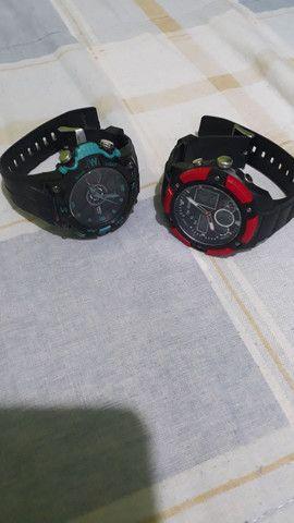 2 relógio masculino novinho sem uso - Foto 2
