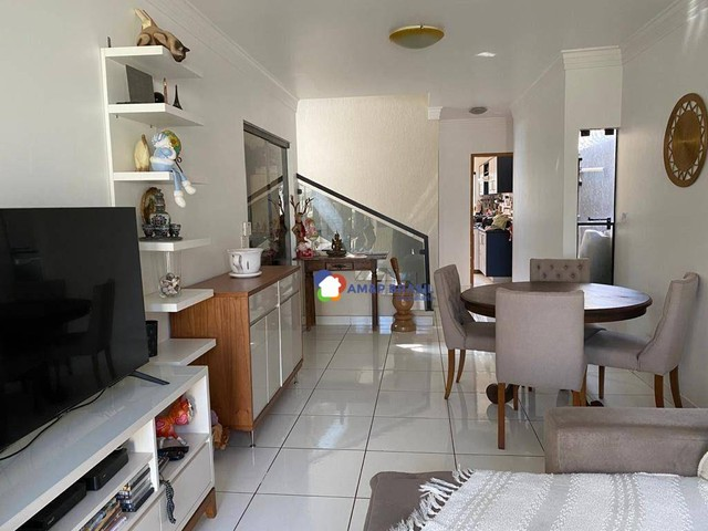 Sobrado com 3 dormitórios à venda, 120 m² por R$ 550.000,00 - Jardim da Luz - Goiânia/GO - Foto 2