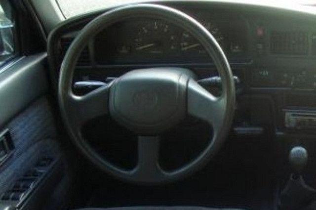 Toyota Hilux 94 SW4 Tração 4x4 V6 Automática Couro Teto Ar Só 29.990 Troco/Passo Cartão - Foto 3