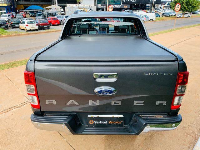 Ranger 3.2 Limited 4x4 CD diesel Automática 2019  - Foto 9