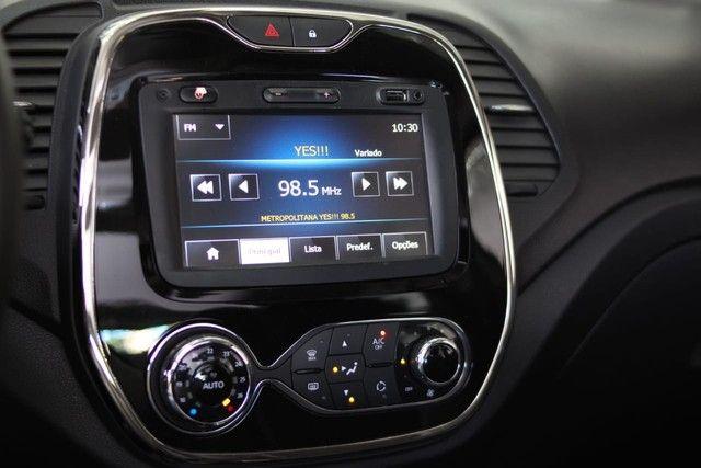 Renault Captur intense 1.6 Automática 13mil Km apenas  - Foto 14
