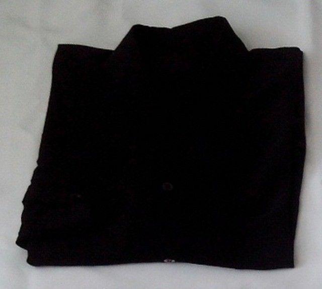 Camisa masculina social - tamanho grande - Nova! - Foto 3