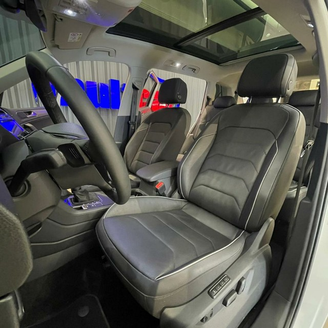 VW TIGUAN ALLSPACE COMFORTLINE 250 TSI 1.4 FLEX 07LG AUT 2019/2020  - Foto 8