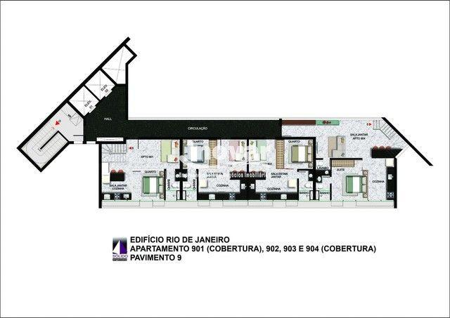 Apartamento à venda, 1 quarto, 1 suíte, 1 vaga, Centro - Belo Horizonte/MG - Foto 5