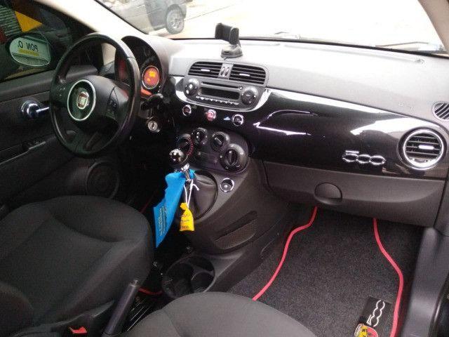 Fiat 500 - Ano 2012/2012 - Foto 8