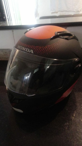 Capacete Honda  - Foto 4