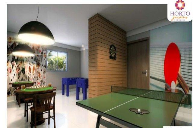 Apartamentos de 2/4 e 3/4 quartos no horto jardins?Serraria  - Foto 3