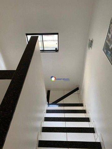 Sobrado com 3 dormitórios à venda, 120 m² por R$ 550.000,00 - Jardim da Luz - Goiânia/GO - Foto 7