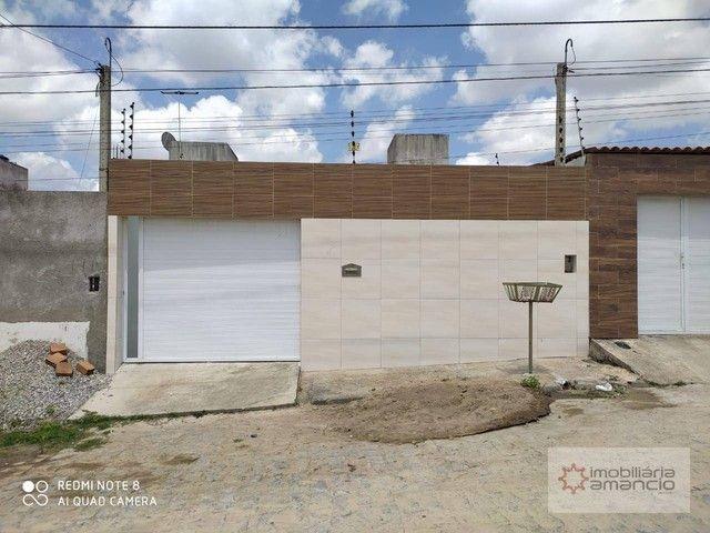 Casa com 2 dormitórios à venda, 59 m² por R$ 150.000,00 - São José - Caruaru/PE