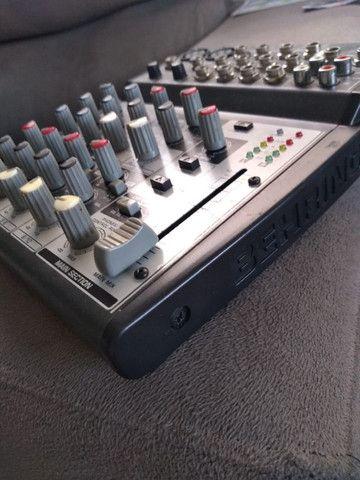 Vendo Console analógica Behringer Xenyx 1002 - Foto 2