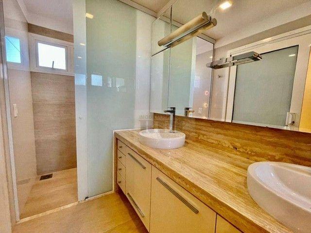 Casa com 4 dormitórios à venda, 391 m² por R$ 1.600.000,00 - Parque Solar do Agreste B - R - Foto 11